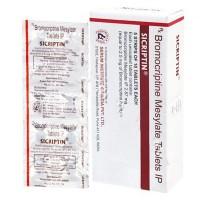 SICRIPTIN 2.5MG (BROMOCRIPTINE)