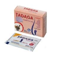 TADAGA ORAL JELLY 20MG (TADALAFIL HCL)