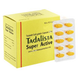 TADALISTA SUPER ACTIVE 20MG (SOFTGEL CAPSULE/S)